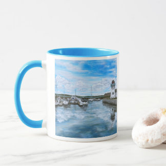 Caneca do porto de Summerside
