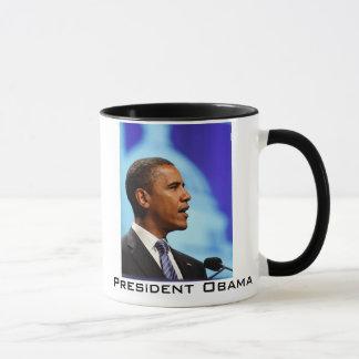 Caneca do presidente Obama
