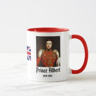 Caneca do príncipe Albert da rainha Victoria*