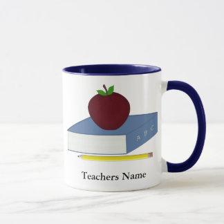 Caneca do professor de Apple