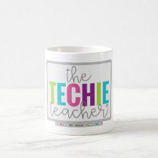 Caneca do professor de Techie
