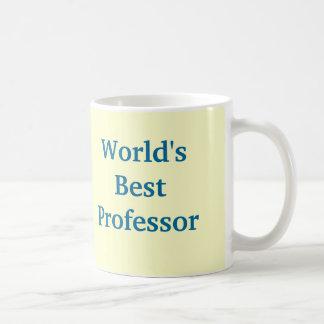 Caneca do professor do mundo a melhor