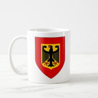 Caneca do protetor de Eagle do alemão
