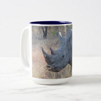 Caneca do rinoceronte