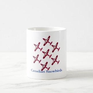 Caneca do Sete-navio dos Snowbirds