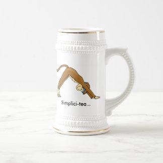 caneca do Simplici-chá