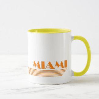 Caneca do sol de Miami