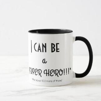 Caneca do super-herói