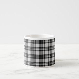 Caneca do Tartan de Black&White
