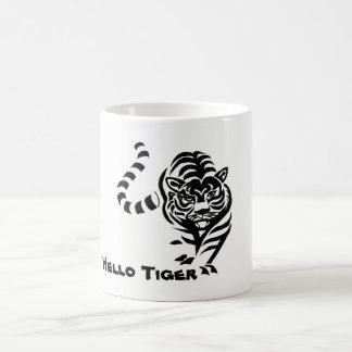 Caneca do tigre