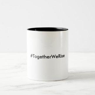 Caneca do #TogetherWeRise