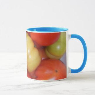 Caneca do tomate caneca