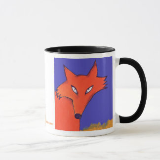 Caneca do Totem do Fox