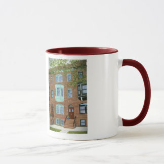 Caneca do Townhouse de Albany
