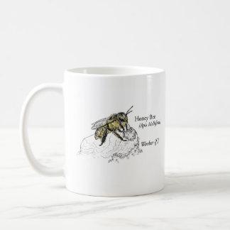 Caneca do trabalhador da abelha do mel de MABA (2)