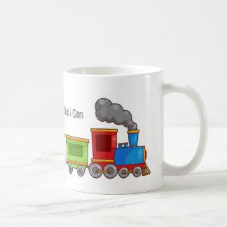Caneca do trem