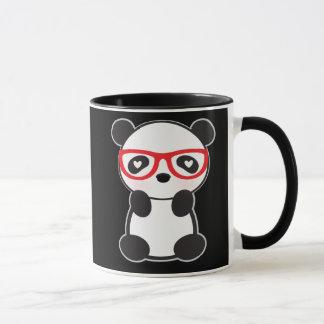 Caneca do urso de panda do amor - Leon o urso de