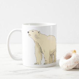 Caneca do urso polar