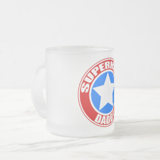 Caneca do vidro de fosco do pai 10oz do