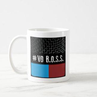 Caneca do Vo B.O.S.S. - mais do que apenas uma voz