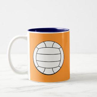 Caneca do voleibol