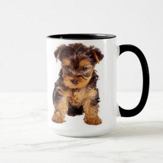Caneca do yorkshire terrier