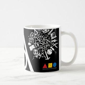 Caneca dos alunos da arte & do design