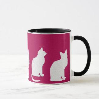 Caneca dos gatos