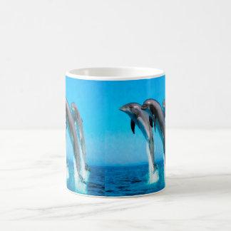 Caneca dos golfinhos