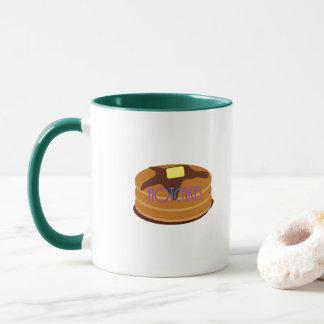 Caneca dos Hotcakes de PopArtCulture