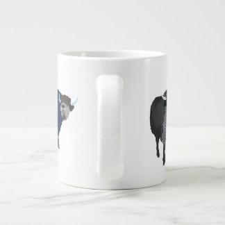 Caneca dos iaques dos iaques caneca de café muito grande