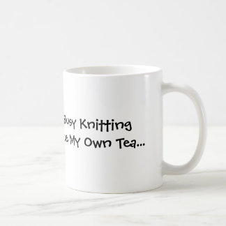 Caneca dos Knitters