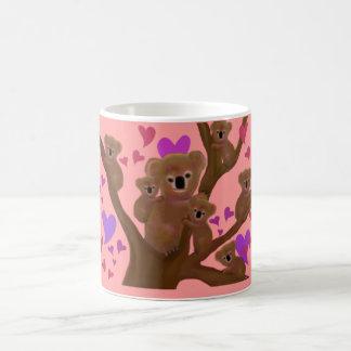 Caneca De Café Caneca dos namorados do Koala