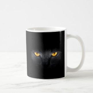 Caneca dos olhos de gato
