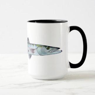 Caneca dos peixes do Barracuda