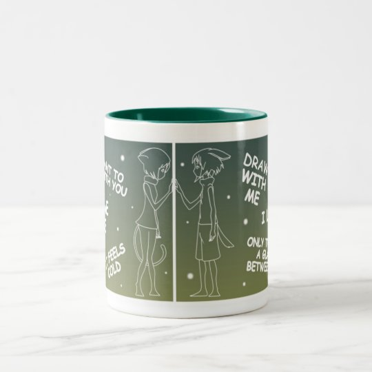 Caneca Draw With Me