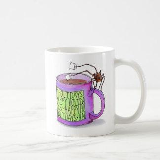 Caneca Dunking dos Marshmallows da aranha