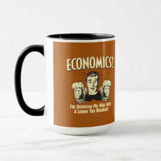 Caneca Economia: Mais baixo suporte de imposto bebendo