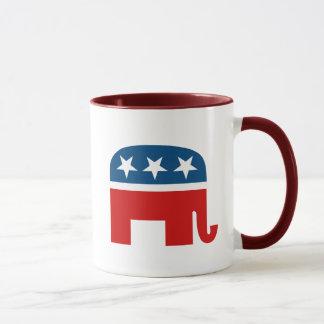 Caneca Elefante republicano