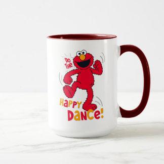 Caneca Elmo   faz a dança feliz