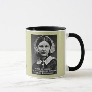 Caneca Enfermeira de Florence Nightingale