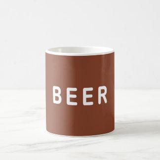 Caneca engraçada dos amantes da cerveja