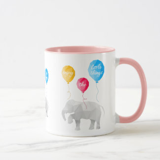 Caneca Enjoy elephant the little coffee things cup