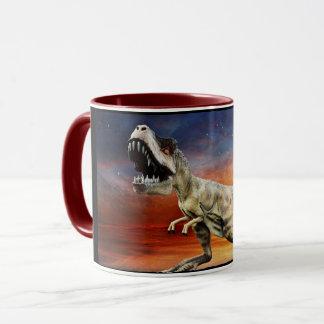 Caneca Época dos dinossauros