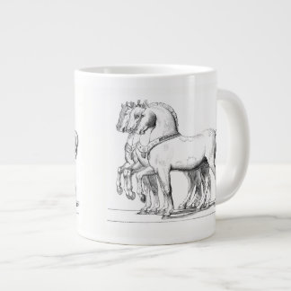 Caneca equestre