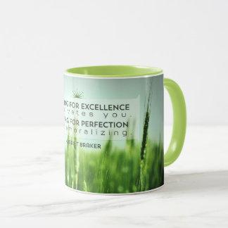 Caneca Esforço para a excelência