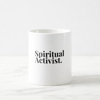 Caneca espiritual do activista