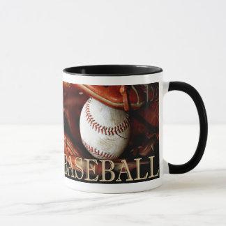 Caneca Esportes do basebol