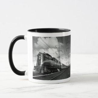 Caneca Estrada de ferro de Pensilvânia do congresso