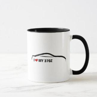 Caneca Eu amo meu 370Z